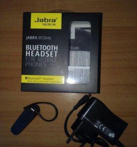 Гарнитура беспроводная Jabra BT 2046
