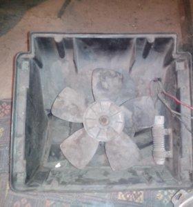 печка на ваз 2106