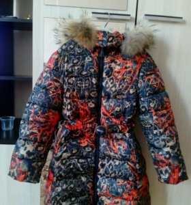 Куртка и сапоги.
