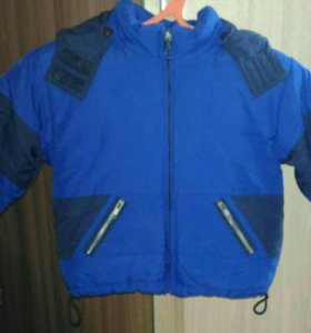 Куртка осень-зима,1-2 года