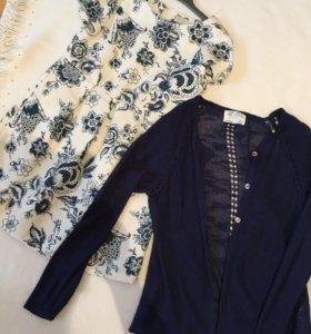 Платья и легкая кофта Zara