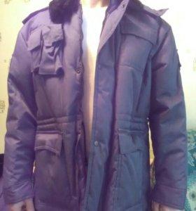 Куртка - бушлат осенняя новая