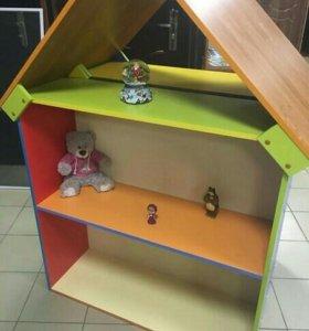 Кукольный домик (отдает по себестоимости)