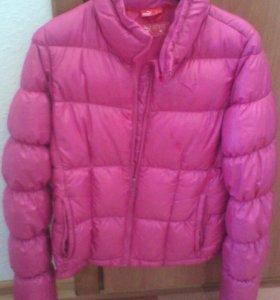 Зимняя курточка PUMA