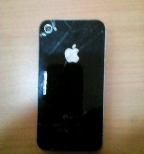 Айфон 4 s на 16 гб рабочий  срочно нужны деньги