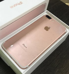 iPhone 7 Plus 32 Gb Rose Gold! Гарантия год!