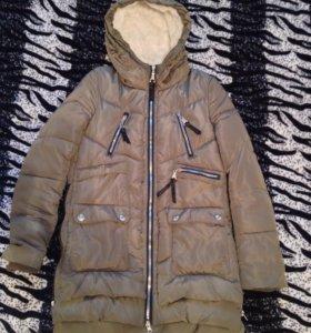 Зимняя куртка, парка, обмен