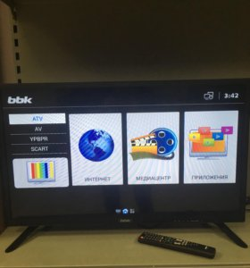 TV BBK 32LEX-5036/T2C
