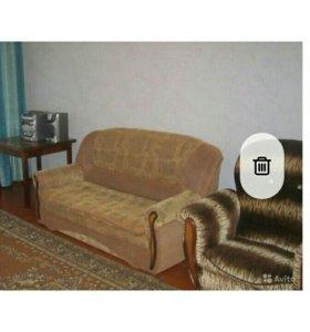 Квартира, 2 комнаты, 44.5 м²