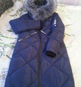 пальто.зима