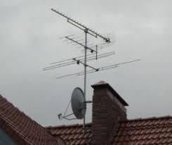 Ремонт и установка телевизионных антенн .