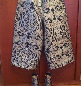 Сапоги , комплект, брюки
