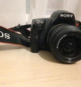 Зеркалка Sony 290