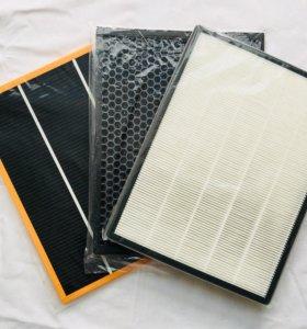 Комплект фильтров для очистителей Philips и BORK