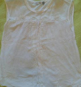 Блуза-безрукавка