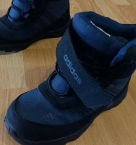 Зимние ботиночки (кроссовки)