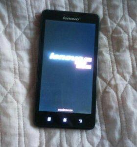 Телефон леноу P780