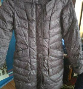 Демисезонная куртка (весна-осень-теплая зима)