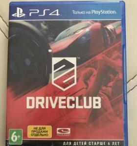 PS 4 гонки