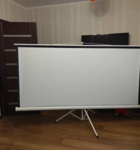 Sakura 124.5x221 TriScreen 16:9 напольный 100''