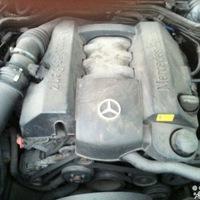 Двигатель Мерседес W210 112914