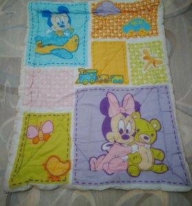 Одеяло детское+постельное
