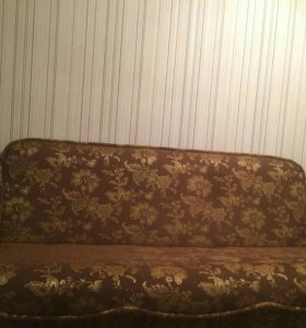 Диван и кресло