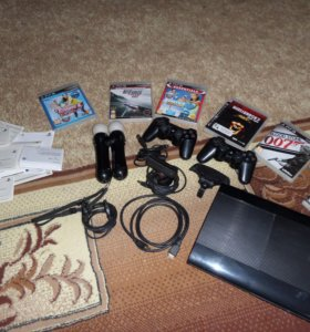Sony Playstation 3 Super Slim на 500 гб
