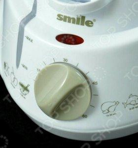 Пароварка Smile SC1703