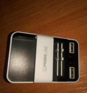 Зарядное устройство для внешнего аккумулятора.