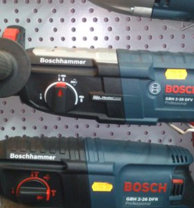 Перфоратор Bosch GBH 2-28 DFV, 0611267200