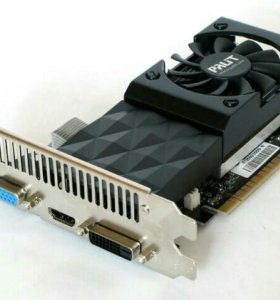 Видеокарта gt650