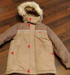 Куртка (холодная осень-зима)