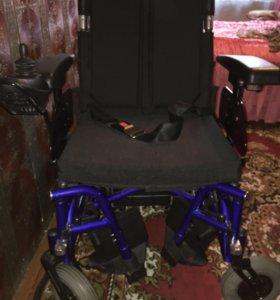 Кресло-коляска с электроприводом KY123