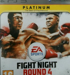 Ps3 fight night raund 4 бокс