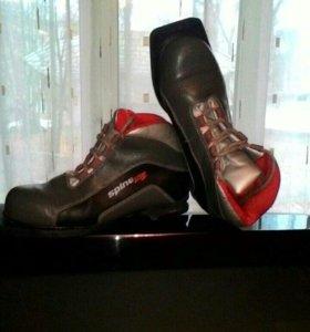 Ботинки ,лыжные,36 размер.