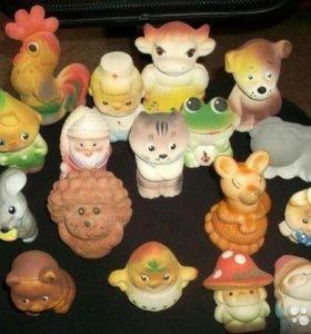 Игрушки детские СССР