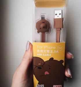 USB в форме мишки