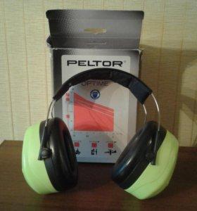 Наушники Peltor – средство для защиты слуха