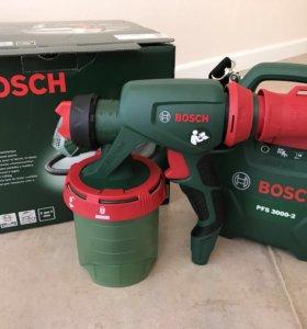Краскопульт Bosch 3000-2