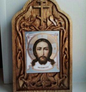 Икона Хреста Спасителя