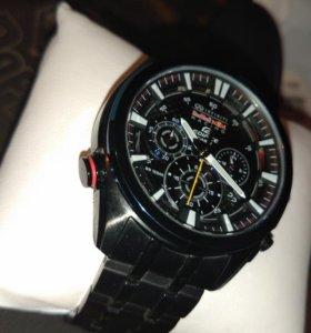 "Часы Casio Edifice EFR-537RBK-1A ""Red Bull Racing"""