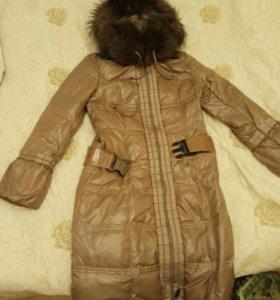 Пальто куртка зимнее
