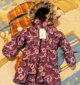 новое Зимние пальто Lassiy by reima