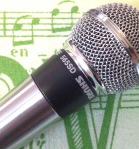 Микрофон SHURE 565SD