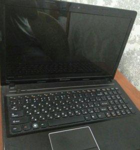 Ноутбук lenovog580