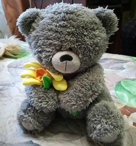Мягкая игрушка медведь 22см