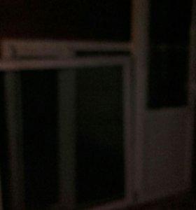 Балконный блок стеклопакет