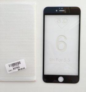 Бронестекло на IPhone 6+