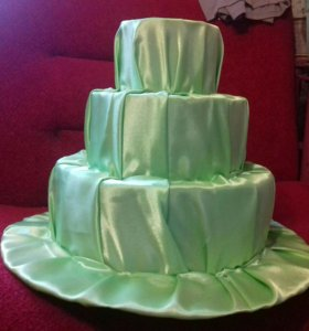 Макет торта